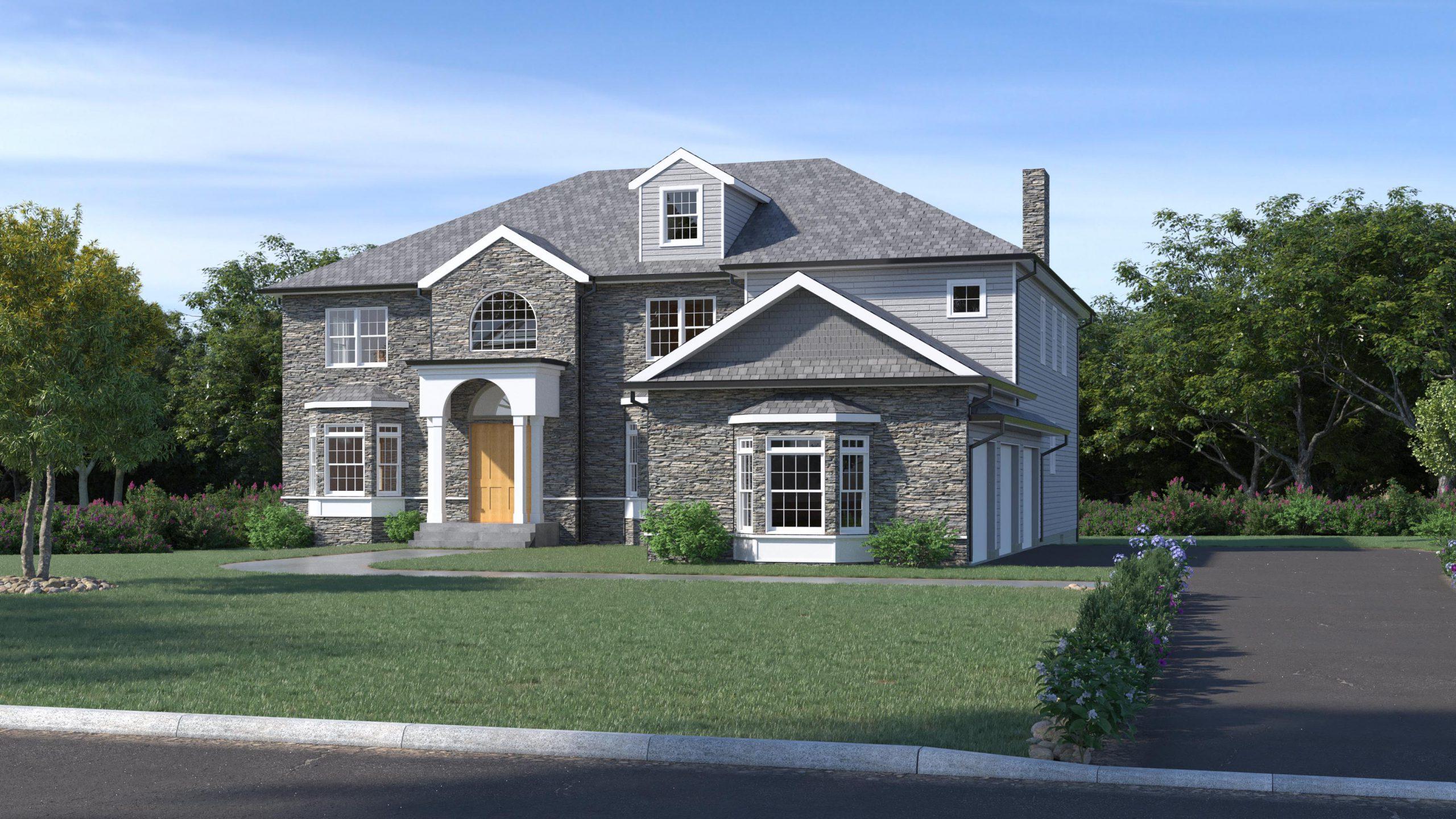 Warren, NJ new home architecture